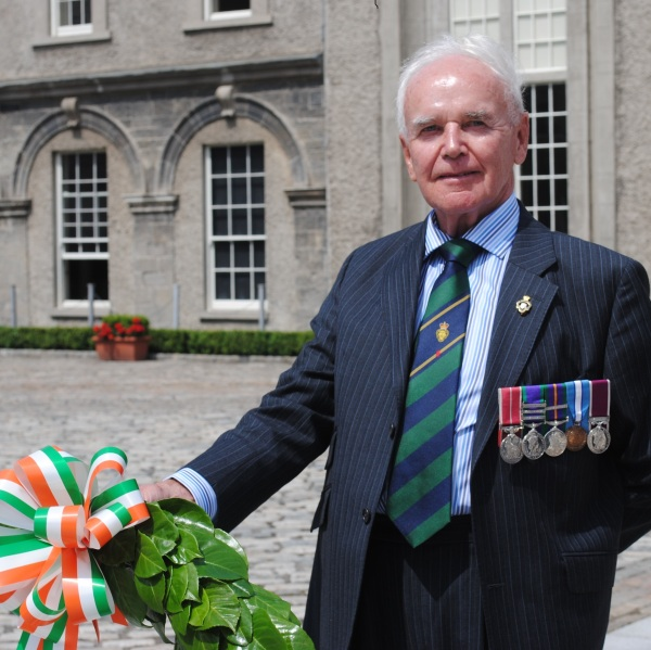 A tribute to Ireland's World War Two heroes