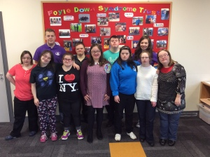 Members of Foyle Down Syndrome Trust