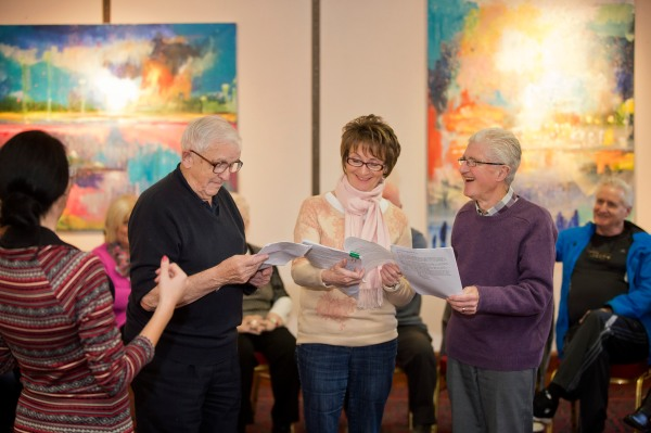 Kaleidoscope NI's Imagine Arts Centre project will use their grant to set up an arts centre for older people