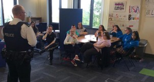foyle downs syndrome trust police