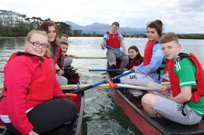 I just love canoeing, I loved everything outdoors. It's important to keep the outdoor stuff. It lets you get a break from everything and get into fresh air. Girl aged 13 who has a parent diagnosed with cancer