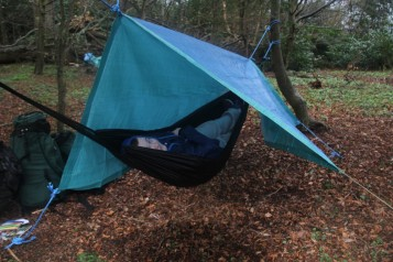 During the hammock session I felt relaxed, peaceful, calm, more at one with myself with no distractions. It was an easy place to think over things. It was a peaceful, new experience. It was fun and challenging. Girl aged 17 diagnosed with cancer.