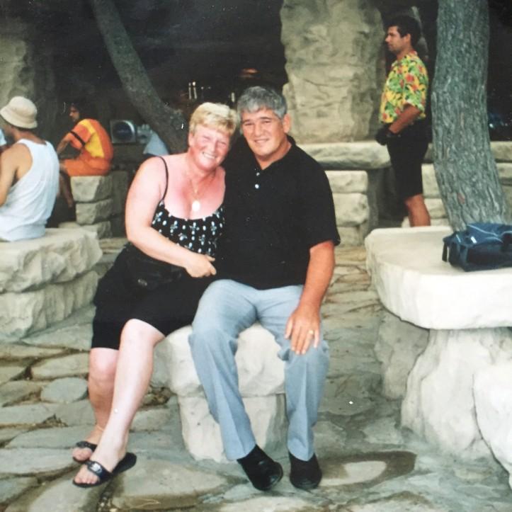 Linda and Davy