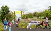 The Cornfield Project, Coleraine. vote: 0808 228 7703