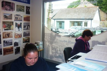 Community Heritage Computer Summer Scheme – Helping Teenagers Volunteer project involves engaging young people in Ardglass in publishing historical photographs of Ardglass people and places on social media, and developing the new community website with a historical timeline of Ardglass up to the present day.