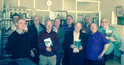 Docksiders Senior Men's Group won an Awards for All grant for their fourth Echoes of the Past historical book.