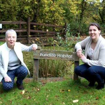 They are using the grant to refurbish part of their garden, to enhance wildlife and biodiversity and make it more attractive for use by the wider community. They will also develop a pond area that is safe and accessible for people with disabilities or special needs.