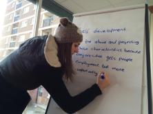 """""""I learned what makes a youth project really work and I use that in my job every day."""""""
