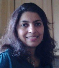 Annie Joshi -  Treasurer of the Kerala Association.