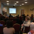 Organisations learn about People and Communities themes and discuss project ideas in Lisburn.