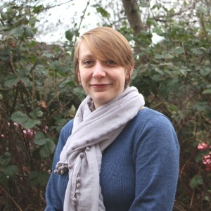 Cath Hare, Our Bright Future programme manager