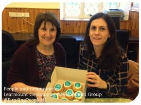 Launch Day: Learmount Community Development Group