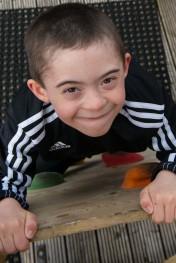 Adam Morrison from Derry. Picture Martin McKeown. Inpresspics.com