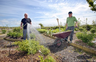 Projects working with local people receive first grants under People andCommunities