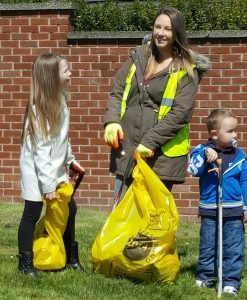 litter-picking