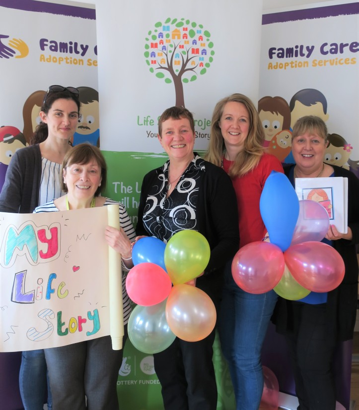 Family Care Adoption Services project Launch